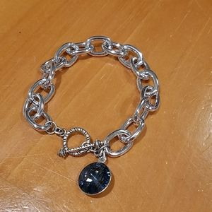 Swarovski stone bracelet